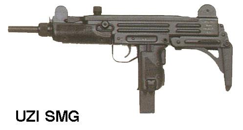 uzi machine gun price