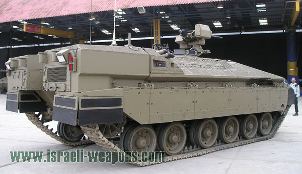 Israeli Namer IFV: Now We're Talking! - AR15.COM