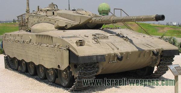 missing-lynx.com - Art gallery - Merkava Mk.1