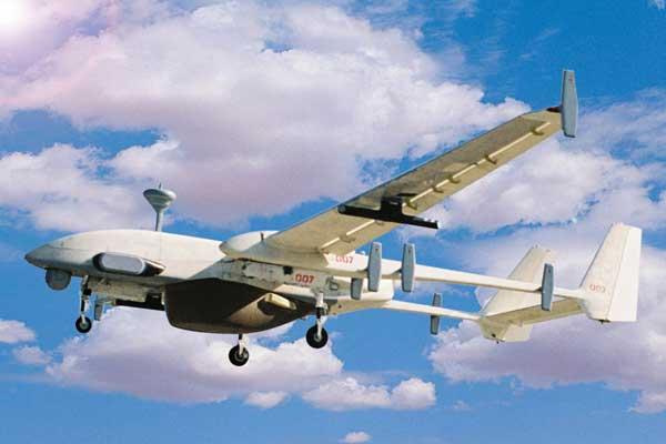 IAI Heron heavy duty UAV