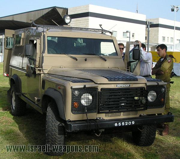 Land Rover Models >> David
